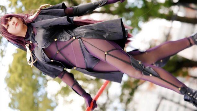 Fate/Grand Order_コスプレイヤー/縦動画_α7SIII[4K/60P]サカエコスプレランウェイ20201226