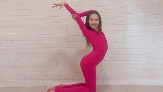 Gymnastic Improvisation #5 from Tina