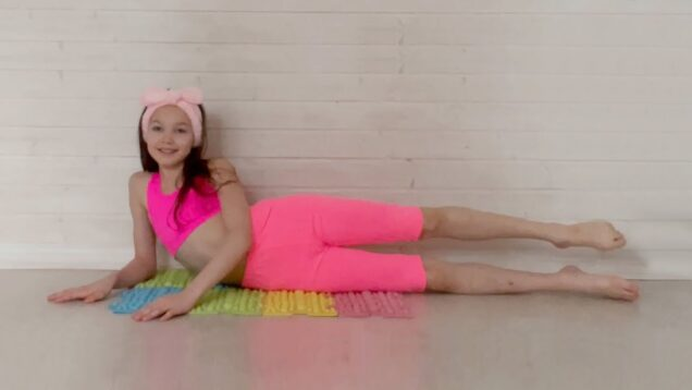 Home Gymnastic Warm-up from Tina 2