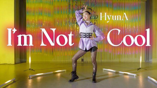 현아 (HyunA) – 'I'm Not Cool' DANCE COVER [그라운디 2호점 창원] @GROUN_D DANCE