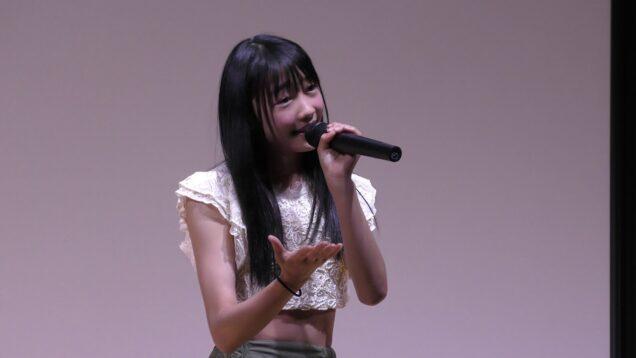 柏綾菜(JC3・Si☆4)/A Song for XX(2020.6.20)@渋谷アイドル劇場