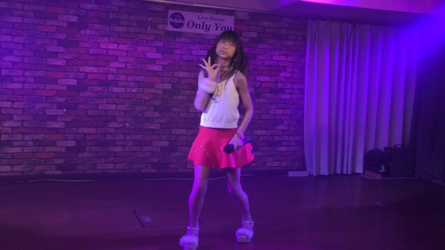 早乙女ゆあonアイプラアイドルパーティ~バレンタインスペシャル~2部@池袋LiveHouse Only You in 2021.02.14