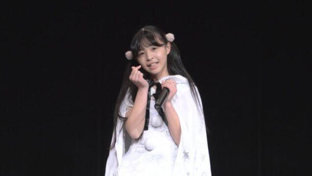 小島 菜々海『Snow halation』【4K】2021.3.6 JSJCソロSP 東京アイドル劇場mini YMCAスペースYホール