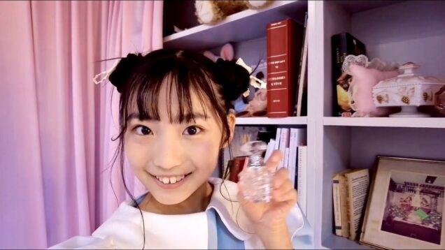 小学生YouTuber 響野ユリアjs5 アリス衣装のフルバージョン=\(^ω^)/