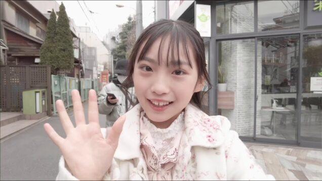 小学生YouTuber 響野ユリアjs5  カワ(・∀・)イイ!! 原宿お散歩で声をかけられました==-(;^_^A