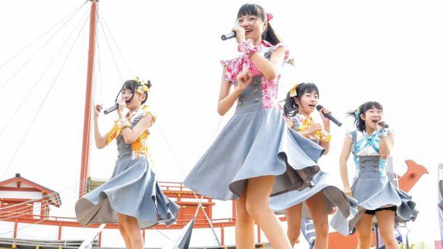 インフローレ女学院 中高生アイドル 「1000%」 Japanese girls Idol group [4K]
