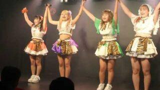 ④百鬼乙女(出演時間14:30~14:50)『iColony LIVE 12 会場:GOTANDA G2』 4/10(Sat.)