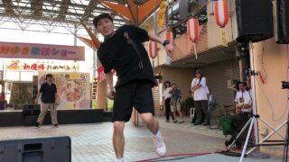 令和元年 千成地蔵七夕まつり ダンスステージ 2019/7/28