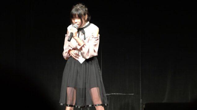 [4K] 2021.02.11 じゅえる (sister☆らびっと(シス☆らび) )「白日 (King Gnu)」東京アイドル劇場mini