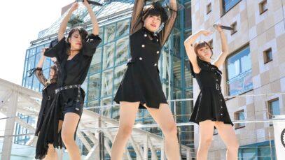 [4K] andU (アンドユー) 「未来は譲らない」 アイドル ライブ Japanese idol group