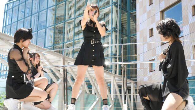 andU (アンドユー) 「LostSummer」 アイドル ライブ Japanese girls Idol group [4K]