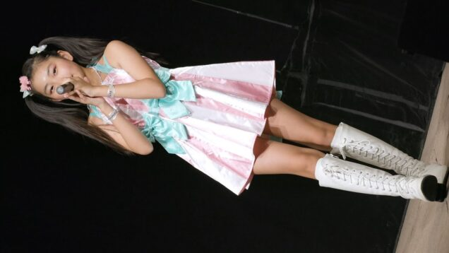 【EOS R5/4K】 矢嶋彩乃/東京アイドル劇場mini ソロSP 「私、アイドル宣言/CHiCO with Honey Works」 20210213 [4K]