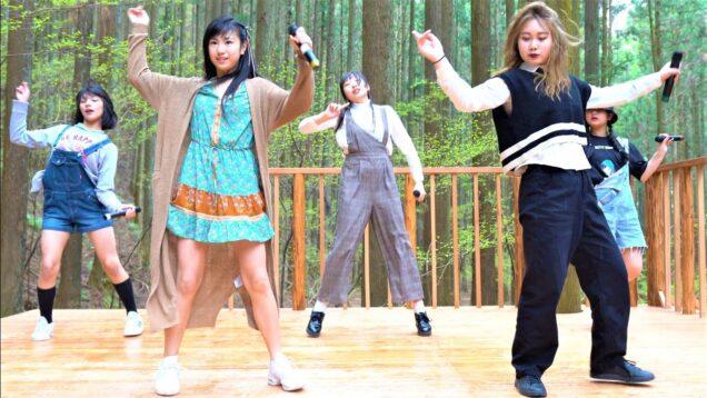 FULL【4K/α7ⅲ/1635GM】RISING/ZERO-Ⅴ(Japanese idol group)「山 de LIVE」 at 名草イワナパーク 2021年4月4日(日)