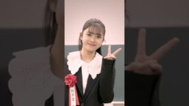 新中学生のみんなへ |Japanese KAWAII model | #shorts