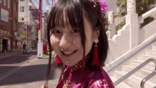 チャイナ服で横浜・中華街 心花JC3