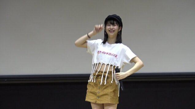 ここな(ナナイロ☆ドロップス) トーク部分 JSJCアイドルソロSP(110分) @ 渋谷 2019.10.19(Sat)