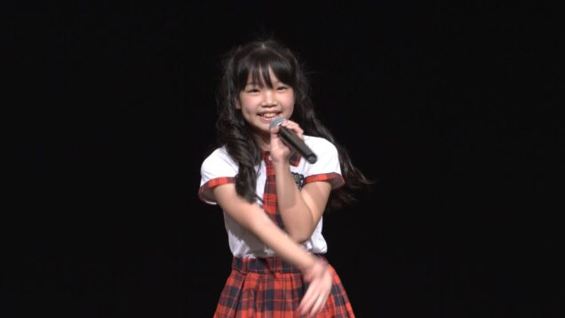田村千尋『ホントのじぶん』『JUICY HE@RT』【4K】 2021.4.4 春のBuono!特集③ 東京アイドル劇場mini YMCA