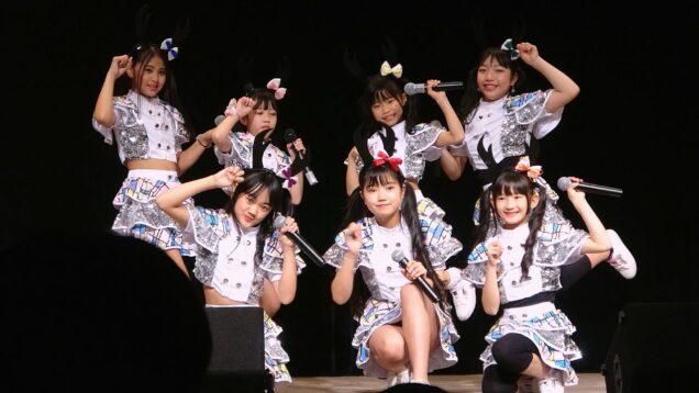 KUWAGATA☆KIDS(クワガタキッズ) 東京アイドル劇場mini@YMCAスペースYホール 2021年4月4日