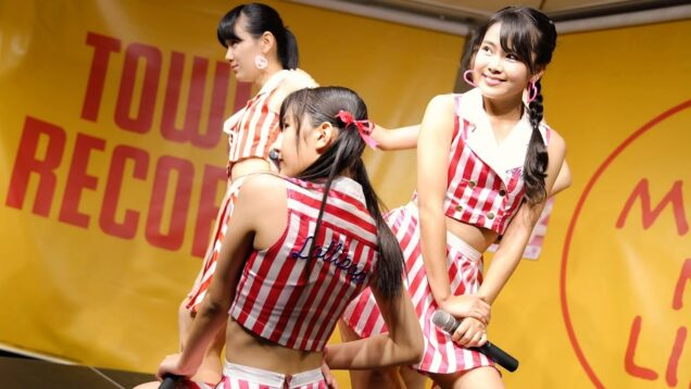 Lollipop/アイドル[4K]タワーレコード横浜ビブレ20190823