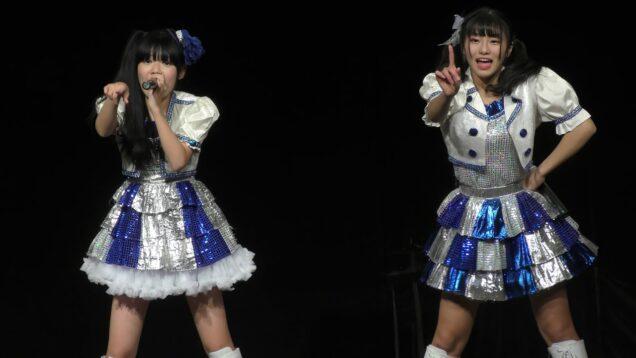 『ろっきゅんろーる♪~RAMU生誕公演~(30分)公演』2021.02.23(Tue.)東京アイドル劇場(YMCA スペースYホール)【左側寄りver.】