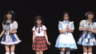 Runa☆RAMU Mihiro 田村千尋『初恋サイダー』【4K】 2021.4.4 春のBuono!特集⑥ 東京アイドル劇場mini YMCA