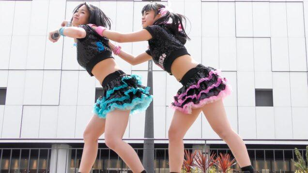 Sugar&Solt 姉妹アイドル「わがままとよくばりで世界は回る / 猫の初恋」Japanese idol group [4K]