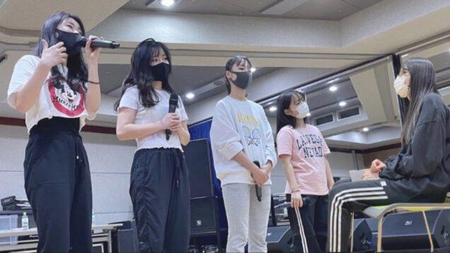 テーマパークガール〜ラストライブまでのメイキング〜