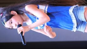 増田美海 (みゅうみゅう)/渋谷アイドル劇場 レッツゴーヤング 「Say Yes!/菊池桃子」 20200322 [4K60P]