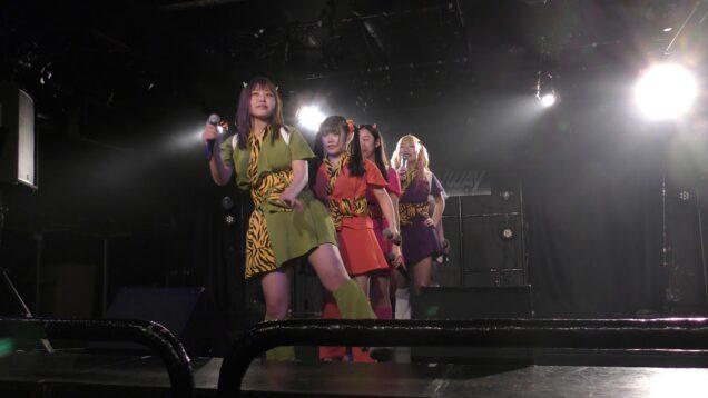⑦百鬼乙女(出演時間13:00~13:20)『PENGUIN~S.E.S 1st Anniversary~』2021.02.06(Sat.)渋谷Milkyway