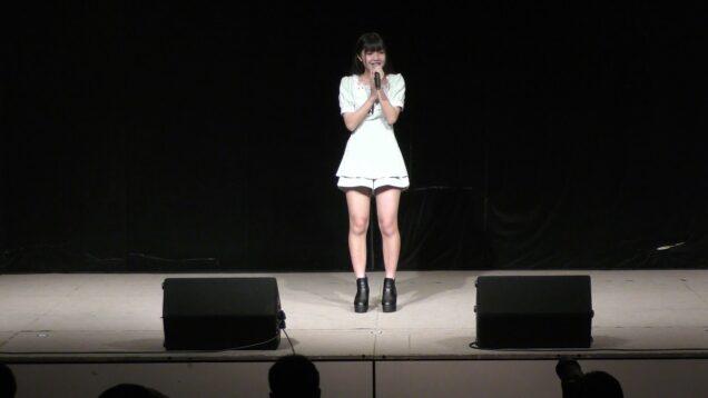 瀬戸咲稀(16)(高1)『空と青(家入レオ)(2020年)』2021.04.29(Thu.)東京アイドル劇場mini(YMCA スペースYホール)
