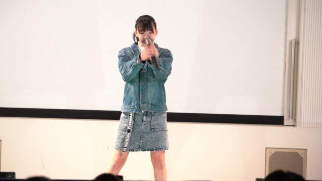 [4K] 2020.10.18 菅原みいな (Si☆4 Hamiile)「Pretender (Official髭男dism)」東京アイドル劇場mini
