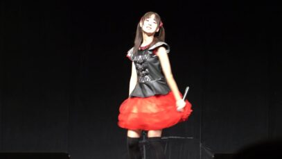 [4K] 2020.11.14 星乃みれい BABYMETAL 「Starlight」「Kagerou」東京アイドル劇場mini