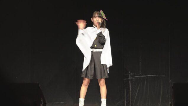 [4K] 2021.02.11 桜葉柚羽 (こにゃんこ)「いかないで  (歌愛ユキ)」東京アイドル劇場mini