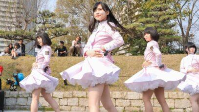 [4K] スリジエWEST 「未来インビテーション」 城天 アイドル ライブ Japanese idol