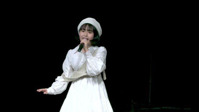 ゆうゆ 『ギラギラ(Ado)』  東京アイドル劇場mini 2021.05.23
