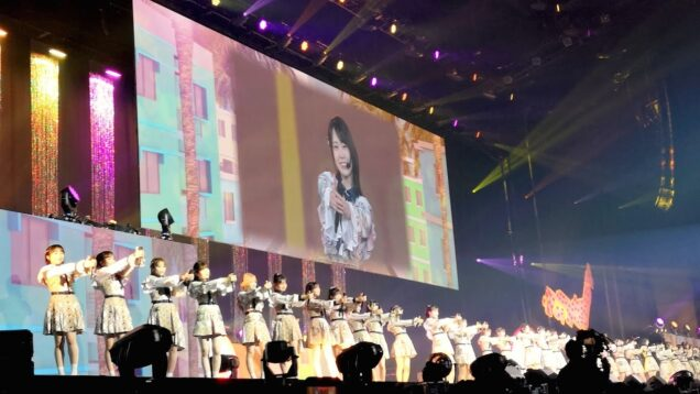 AKB48チーム8全国ツアーファイナル 神奈川県公演@ぴあアリーナMM 2021年5月23日