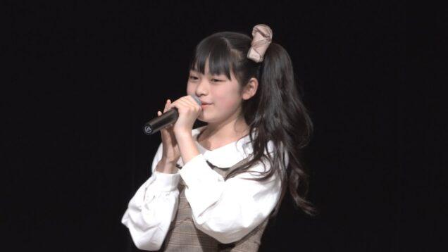七聖るるあ(Challenge Girls!!)『ラッキーセブン』【4K】 2021.4.29 ソロSP⑩ 東京アイドル劇場mini YMCA
