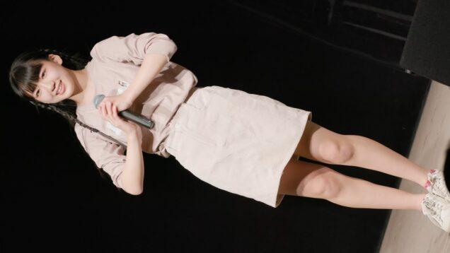 【EOS R5/4K】 菅原みいな(Si☆4)/東京アイドル劇場mini ソロSP 「セーラー服と機関銃/薬師丸ひろ子」 20210429 [4K]