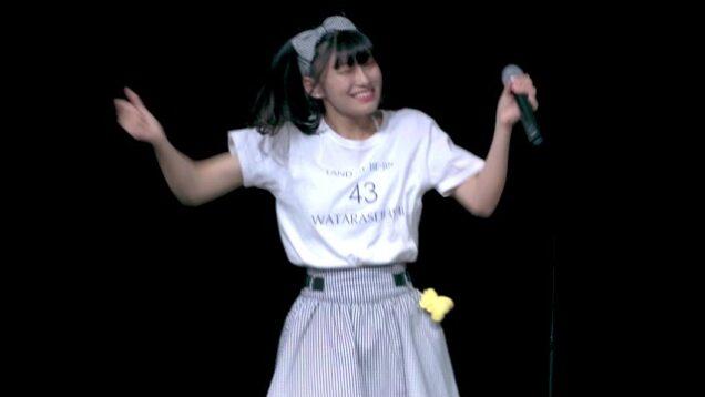 RAMU(ろっきゅんろーる♪) 『エイティーン エモーション』 東京アイドル劇場mini 2021.05.23 スマイレージカバー特集