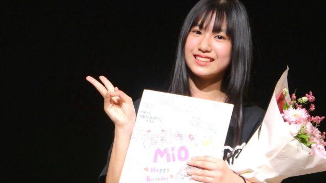 RISING/ZERO-Ⅴ(MIO生誕祭)東京アイドル劇場mini@YMCAスペースYホール 2021年5月9日