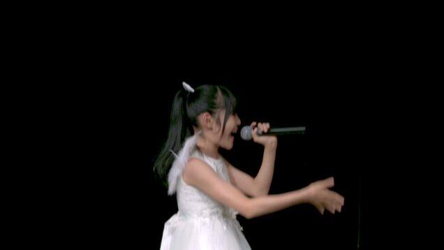 Runa☆(ろっきゅんろーる♪) 『恋するエンジェルハート(美勇伝)』  東京アイドル劇場mini 2021.05.23