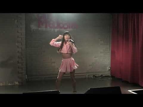 早乙女ゆあ(11)(小6)『世界一HAPPYな女の子(℃-ute)(2011年)』2021.06.19(Sat.)渋谷Club Malcolm