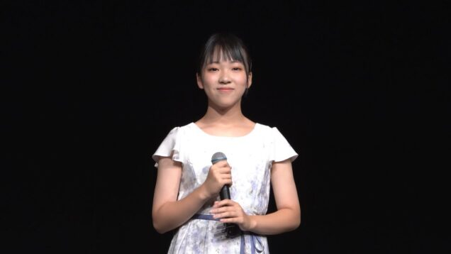 梅谷 心愛『ギラギラ』『ドライフラワー』2021.6.13 スタたん☆彡Vol.3⑥ 東京アイドル劇場mini YMCA