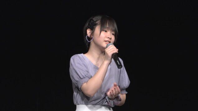 福島 香々『人魚』『リブート』2021.6.13 スタたん☆彡Vol.3⑤ 東京アイドル劇場mini YMCA