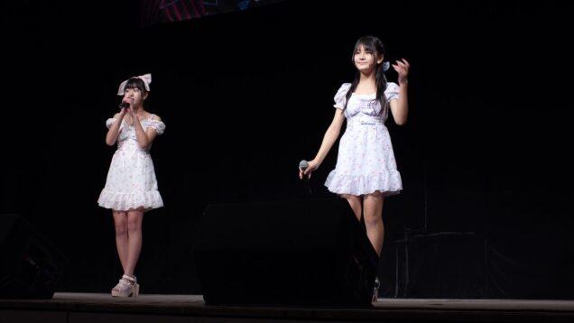 20210613 とあやね 「 君の知らない物語 (supercell) 東京アイドル劇場mini