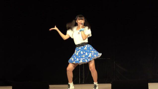 [4K] 2021.05.29 RAMU (ろっきゅんろーる♪(R&R))「まっさらブルージーンズ (℃-ute)」東京アイドル劇場mini