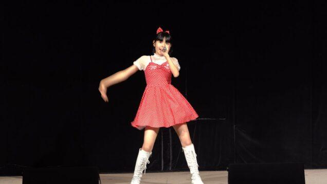 [4K] 2021.05.29 Runa☆ (ろっきゅんろーる♪(R&R))「ドットビキニ (スマイレージ)」東京アイドル劇場mini