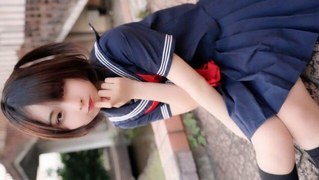 【イメージ動画】みるきゅ_制服衣装[4K/60P]アイドルキャンパス20210601