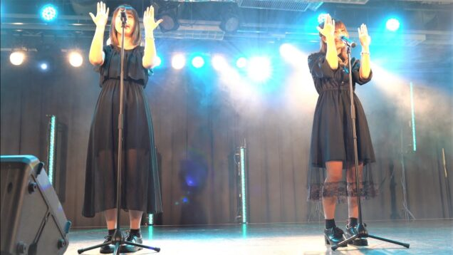 "【4K/α7Rⅲ/GM】刹那ミーティア(Japanese idol group ""Setsuna Meteor"")LIVE リミット at ジールシアター新宿 2020年12月12日(土)"
