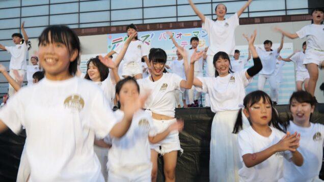 【4K】キッズダンス「元気ッス!へきなん⑫」@2019年08月03日